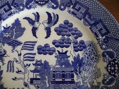 Blue Willow - Timeless.  My grandmother had this pattern...where did it end up?