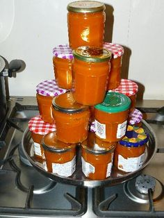 Confiture citrouille orange Plus