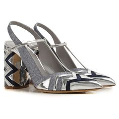 Raffaello Network is a major Online Store featuring Designer Clothing and Shoes for Women, Men and Kids from the Spring-Summer 2018 Collection. Fashion Details, Fashion Design, Shoes 2017, Sandals, Collection, Women, Cobalt, Shoes Sandals, Sandal
