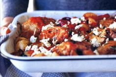 Greek chicken main image