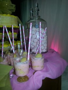 Dessert table by Glam Squad
