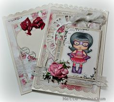 Mette`s Cards World: Anonymous Scrappers