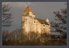 Lichtenstein Castle, Austria