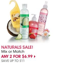 AVON - Products I dont know if these are on sale now, but I love their products--especially their bubble baths