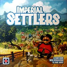 Imperial Settlers | Image | BoardGameGeek