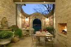 courtyard landscaping - Google Search