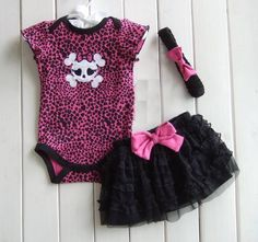 baby clothing set baby girl 3 pcs set Romper +Tutu Skirt + Headband 3pcs sets Polka dot princess clothes infant outfits-in Clothing Sets fro...
