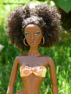 I have this doll but her hair got ruined need to figure how to reroot.