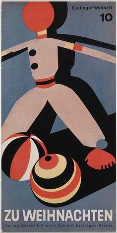 Unknown Artist. Esslinger Wollheft 10. 1930-32