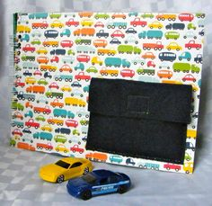Dinky Car busy book- PERFECT for the car!!