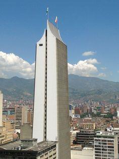Edificio COLTEJER  Centro de Medellín