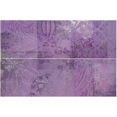 Dune tile - Essence - 250 by Wall Tiles, Dune, Tapestry, Purple, Bathroom Ideas, Home Decor, Art, Scrappy Quilts, Raw Materials