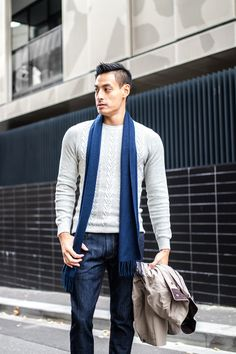 3 tips on how to style your knitwear this winter