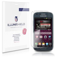 iLLumiShield - Samsung Galaxy Ring Screen Protector Japanese Ultra Clear HD Film with Anti-Bubble and Anti-Fingerprint - High Quality (Invisible) LCD Shield - Lifetime Replacement Warranty - [3-Pack] OEM / Retail Packaging iLLumiShield http://www.amazon.com/dp/B00DLLRKQW/ref=cm_sw_r_pi_dp_9kIbub1BV0Z0A