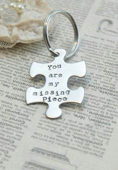 You are my missing piece ❤