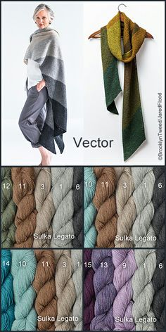 b0a6e803389f19 Vector by Tanis Lavalle. Find on Ravelry. Wrap or scarf loosely knit on the