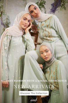 Fashion D, Abaya Fashion, Fashion Brands, Fashion Outfits, Modest Fashion Hijab, Muslim Women Fashion, Special Dresses, Pakistani Culture, Desi Clothes