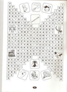 Szóvadász - Zsuzsi tanitoneni - Picasa Webalbumok Dysgraphia, Play To Learn, Elementary Schools, Worksheets, Album, Teaching, Writing, Sign, Google