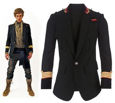 Balmain Jackets for Men | Pair this jacket with everything from black denim (preferably from BLK ...