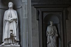 Statues in #Florence ----------------- rule n°3 the history is not always a #mistery ---------------- regola numero 3 la storia non è sempre un #mistero