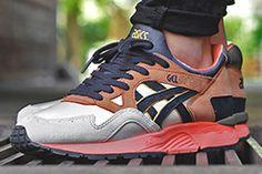 UBIQ x ASICS GEL LYTE V (MIDNIGHT BLOOM) GERMAN RELEASE - Sneaker Freaker