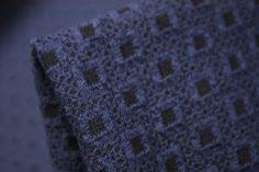 Navy Diamond Sky - Sold Out - Tessuti Fabrics - Online Fabric Store - Cotton, Linen, Silk, Bridal & more