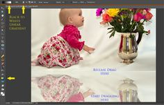 Introducing the Digital Photography For Moms Free Reflection Action for Photoshop Elements or Photoshop. This action runs in PSE 6 & 7 on Vista and XP, and probably works on Macs also. How To Use Photoshop, Photoshop Tips, Lightroom, Photoshop For Photographers, Photoshop Photography, Digital Photography, Photography Tips, Photoshop Elements Actions, Photoshop Essentials