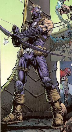 Hawkeye: Glory THAT!!