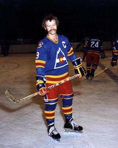 Lanny Mcdonald in a Colorado Rockies uniform.