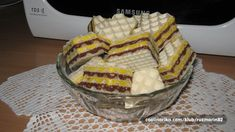 Oblatna je kolač za sva vremena, mnogo načina ima kako se prave, meni je ovaj jedan od omiljenih ...