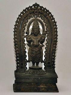 Bronze Shiva. Kerala. 14th century.