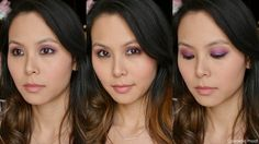 MAKE UP FOR EVER | Artist Shadows in M-106, ME-910 Makeup Look