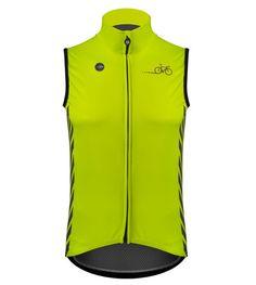 d642633a5 Aero Tech Designs Elite Cycling Gilet Vest - High Visibility