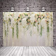 Flower Wall Wedding, Wedding Scene, Garden Party Wedding, Rose Wedding, Floral Wedding, Paper Flower Backdrop Wedding, Wedding Props, Wedding Ideas, Flower Wall Backdrop