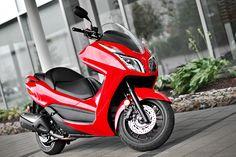 2014 Honda Forza 300 Scooter