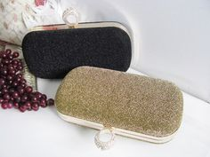 Wedding Bag Clutch Formal Evening Bag Holiday Evening Bag Perfect for This Holiday Season by weddingswithflair on Etsy