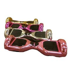 Electroplating Hoverboard Chrome Self Balancing Scooter (6-colors)