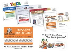 Did you know we do #directmail #postcards too? Check out our Intuitive Marketing Program! #OurTownAmerica