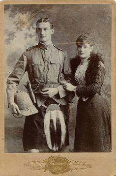 J.R.E. Stansfield, Boer War
