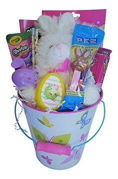 Barbie themed easter gift bucket private label httpsamazon shopkins themed easter basket private label httpsamazon negle Images
