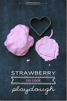 Strawberry No Cook P