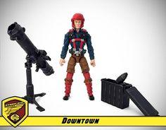 Downtown - G.I. Joe & Cobra customs