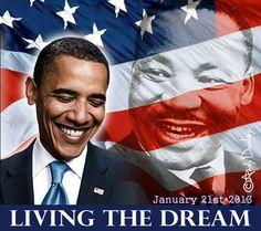 Andy Dooley on Barack Obama/Martin Luther King, Jr. First Black President, Mr President, Black Presidents, American Presidents, Barack Obama, Luther Vandross, Barack And Michelle, King Jr, African American History