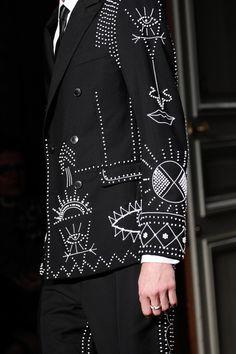 Valentino - Fall 2016 Menswear