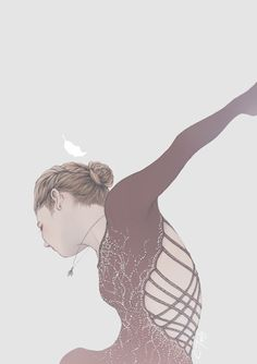 the flesh falls but the heart never touches the ground Yulia Lipnitskaya - Les Feullies Mortes — Wish the brave girl a sound recovery. On a side note, I like how the back of her SP dress makes a leaf-shaped silhouette when viewed from the side,...