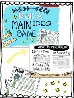 320 Main Idea Main Idea Reading Main Idea Teaching Reading