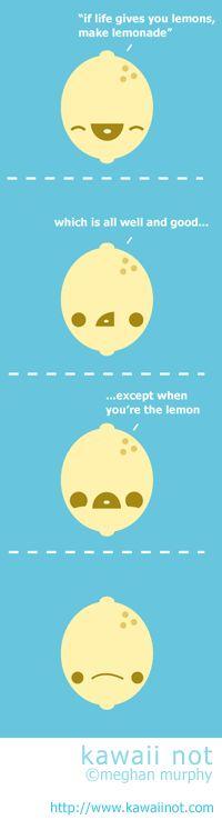 Lemonade (Kawaii Not Comic)