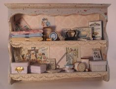 Sewing Wall Cabinet by Pedrete