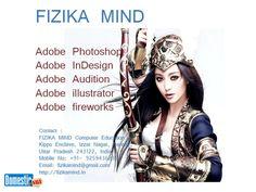 FIZIKA MIND: Photoshop, InDesign, Audition, illustrator, fireworks Certificate in Advance DTP Adobe Photoshop Adobe InDesign Adobe Audition Adobe illustrator Adobe fireworks The ...