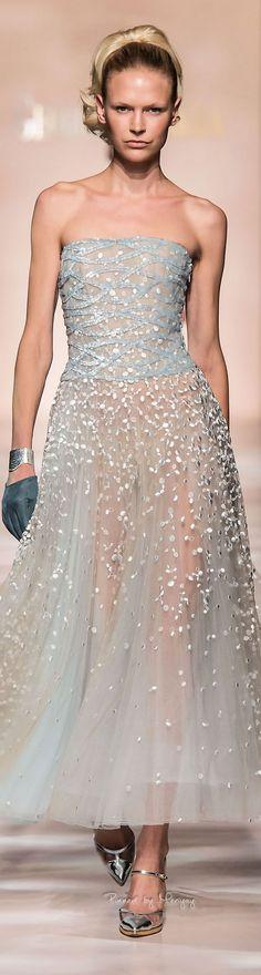 Modern Fairytale / Cinderella / karen cox.  Georges Chakra Spring-summer 2015 - Couture.